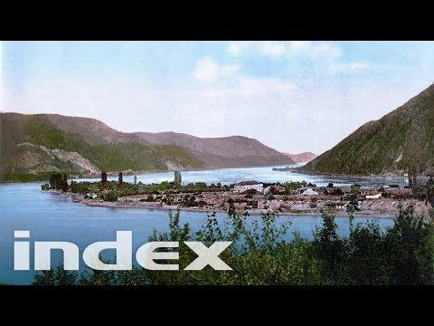 Elsüllyedt a gyerekkorom, és vele egy egész sziget A vízbe temetett város (talált, süllyedt) A vízbe temetett város (talált, süllyedt) hqdefault