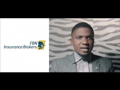 FIRST BANK INSURSNCE BROKERS ADVERT. DAYO-The advertiser