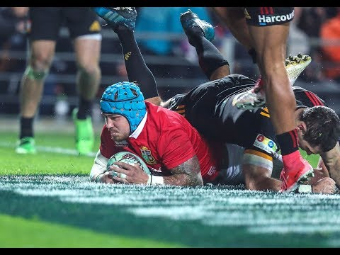 "Nowell: ""It's special to score any try in a Lions shirt"" 