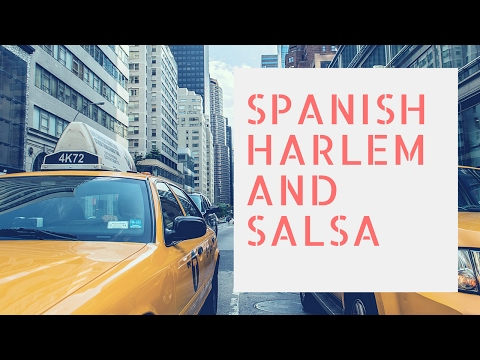 How To Be A Tourist In Your Country | Exploring Spanish Harlem | Salsa Lessons | Chanelle Adams