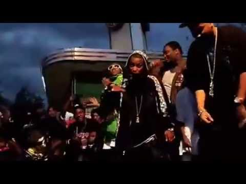 """Lil' Wil feat Soulja Boy """"My Dougie Remix""""  [Official Music Video]"""