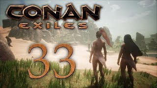 Conan Exiles - прохождение игры на русском - Долгий путь домой [#33] | PC