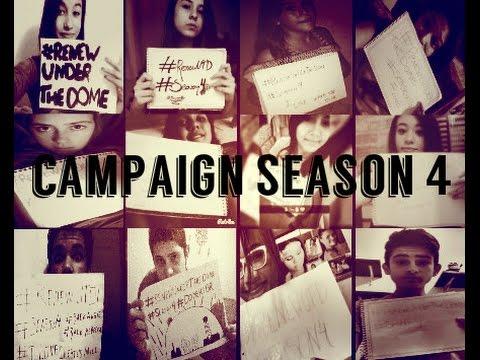 Under The Dome - Campaign (Campanha) Season 4
