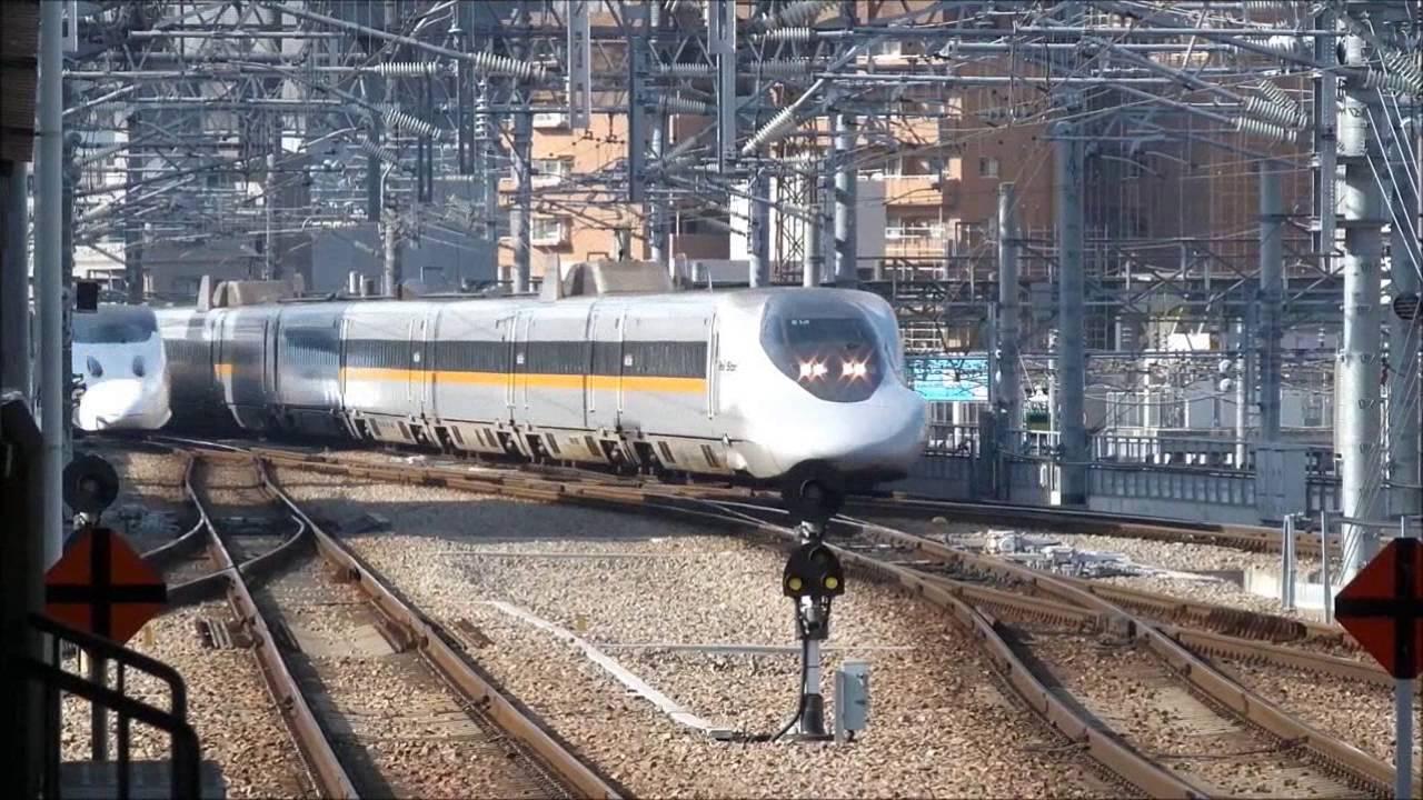九州新幹線 800系つばめ shinkansen 800 series tsubame youtube