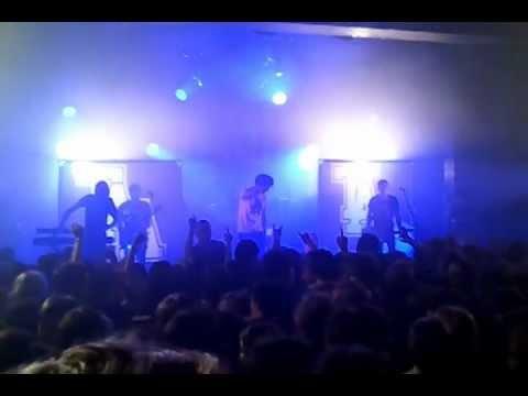 Anchors - The Amity Affliction (U18 live @ The Billboard Venue - Melbourne) October 13 2011