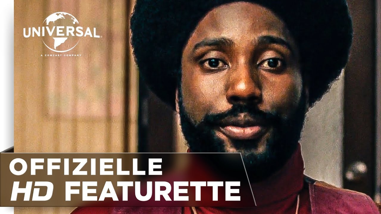 "BlacKkKlansman - Featurette ""See It"" Featurette german/deutsch HD"
