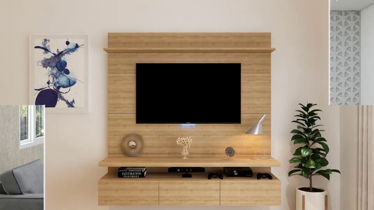 Watch these Cool TV Unit Ideas | Design Cafe - YouTube