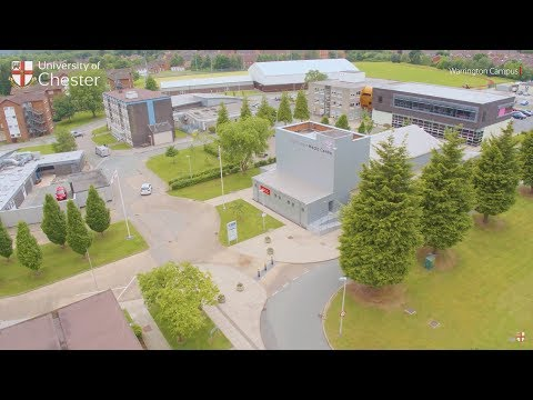 Warrington Campus at the University of Chester