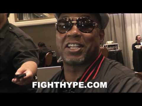 LENNOX LEWIS DETAILED ANALYSIS OF KOVALEV VS. WARD; EXPLAINS CHESS MATCH MOVES FOR BOTH FIGHTERS