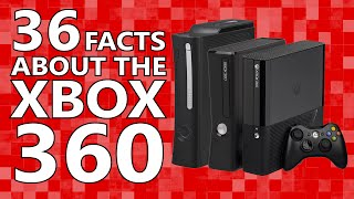 36 Facts About The Xbox 360 | How Many Do You Know?