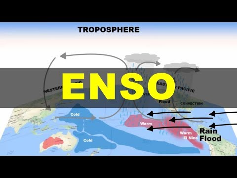 What is ENSO, El nino, La nina, Southern Oscillation, Walker Circulation | UPSC / IAS