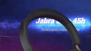 Jabra Elite 45h – Auriculares inalámbricos On Ear compactos y Plegables, Sonido y calidad al alcance