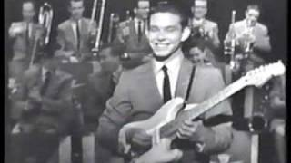 Buddy Merrill and his Fender Stratocaster