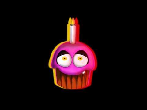 FNAF World I Am The Cupcake (EDM song)