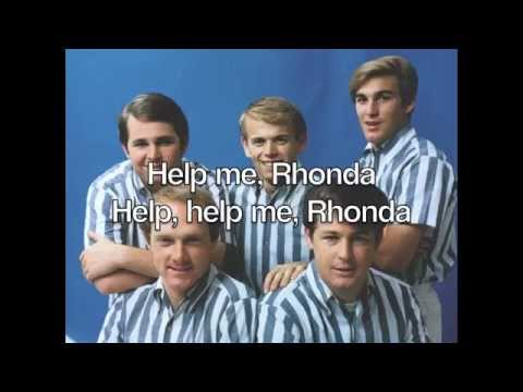Help Me, Rhonda Single Version  The Beach Boys with lyrics