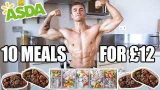 Meal Prep on an EXTREME budget  **£12 for 10 meals**