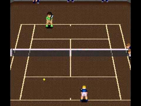 Super Tennis match #1 (Part 1)