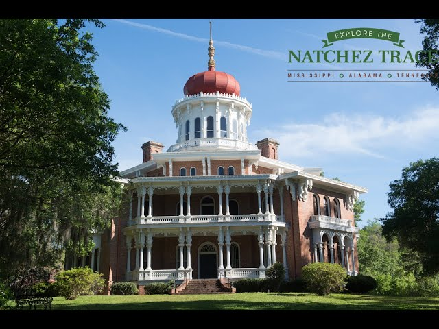 Community Attractions - The Natchez Trace