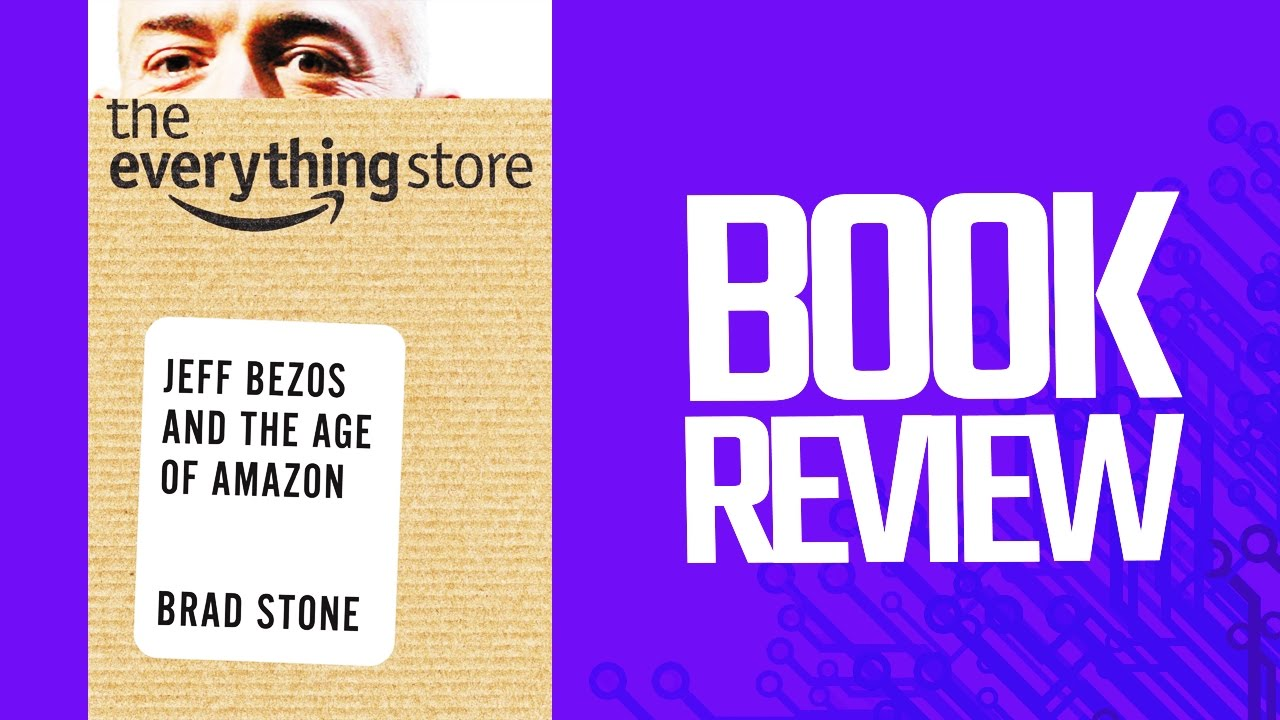 The Everything Store Book Review Youtube