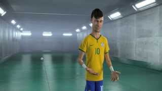 Neymar Jr. Makes Magic