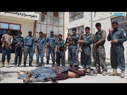 Taliban Hangs Five In Afghanistan's Helmand As Fighting Rages