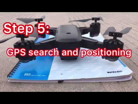 S30 GPS Folding 5G WiFi RC Quadcopter Brushless HD 720P/1080P FPV Camera Drone