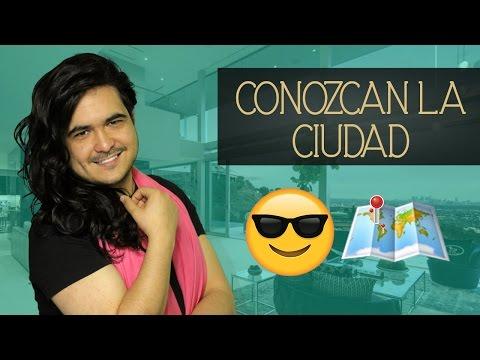 CONOZCAN LA CIUDAD   RENATA CORCUERA