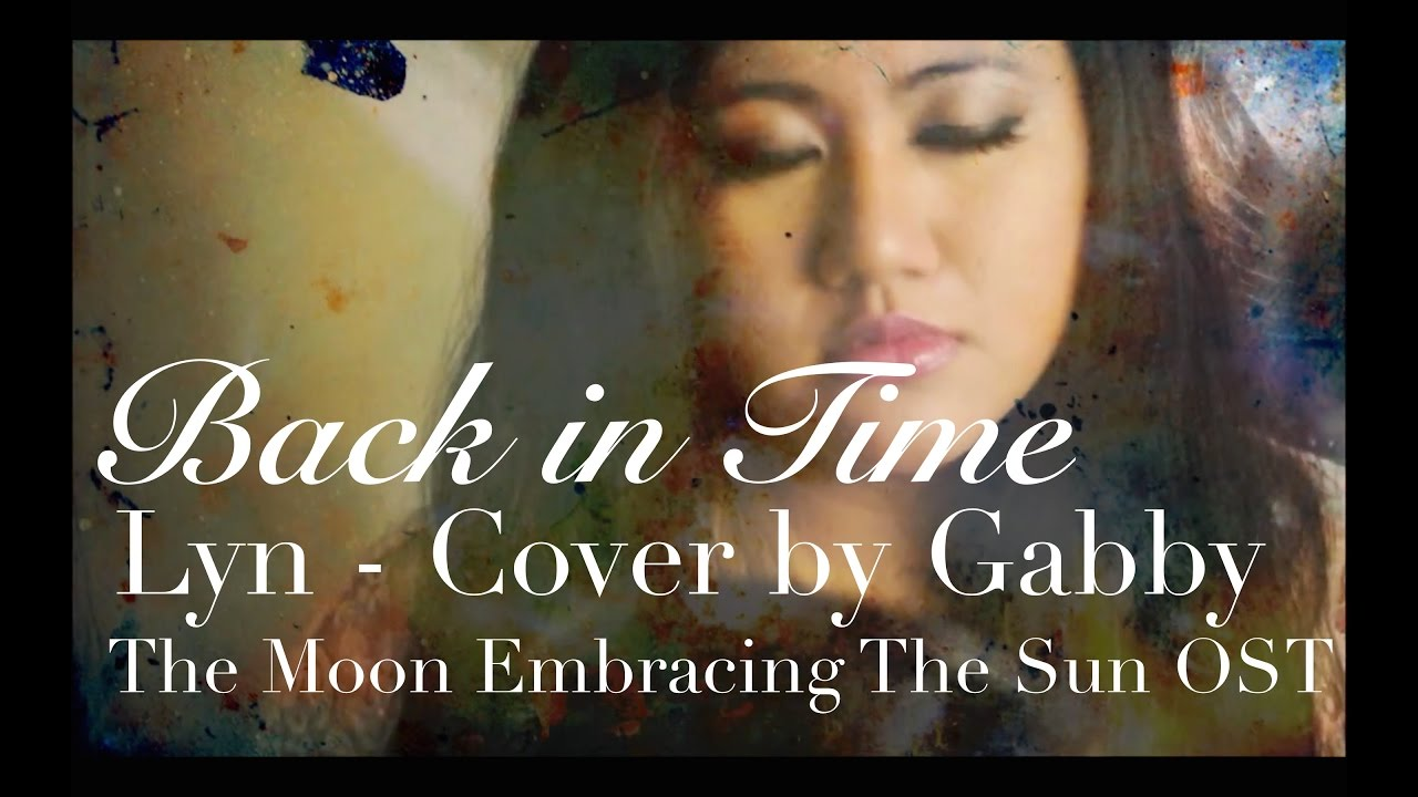 LYN - Back in Time English Cover TMETS MV