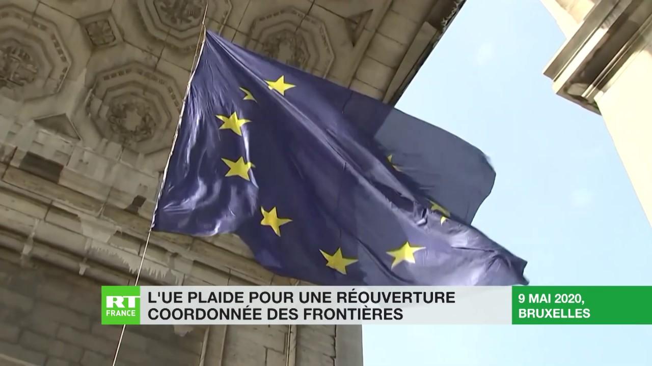 L'Union Européenne plaide pour une réouverture coordonnée des frontières