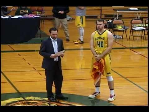 UMFK Men's Basketball vs. University of Maine Machias - February 10, 2017
