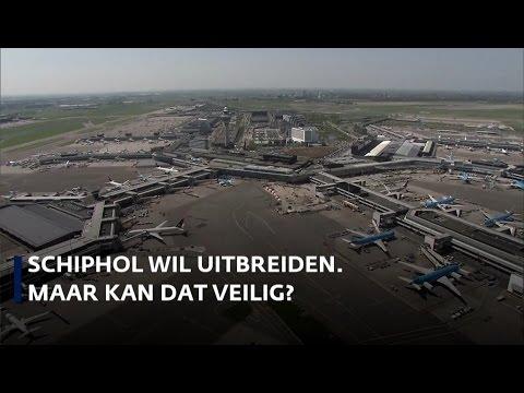 'Meer vluchten op Schiphol? Dat kan alleen in de daluren'