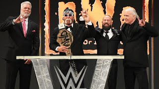 Ups And Downs: WWE Hall Of Fame 2021
