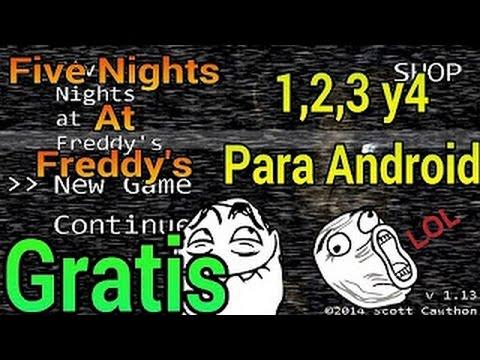 FNAF 6 1.0 Descargar APK Android - Hints Freddy Fazbear's ...