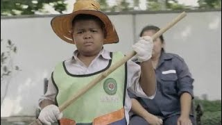 The Gift Of Life -  Garbage Man - Heartwarming Thai Commercial