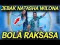JEBAK NATASHA WILONA PAKE BOLA RAKSASA DI AWAN!!!