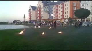 Огненное шоу Краснодар, Свадьба на миллион 2016