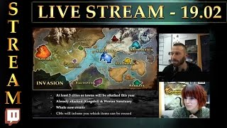 Drakensang Online |19th FEB| Twitch Session