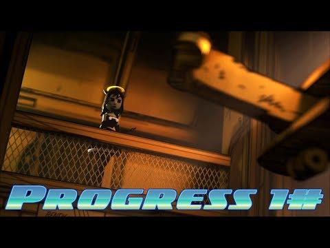 SFM \ BATIM| My Progress #1 | The Devil Within - Digital Daggers