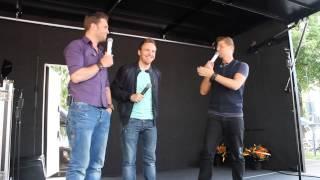 Mike & Colin Reiken Single (Weg Van Jou) Uit aan Dennis Wiltink!!