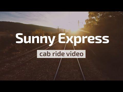 🚄 Cab Ride Bulgaria ⚡️ 150 km/h Kostenets - Popovitsa via Plovdiv (Express 8691) BDZ 46 221