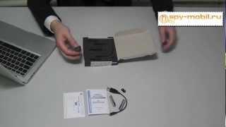 Профессиональный цифровой диктофон от Spy-Mobil.ru(, 2012-03-24T02:43:08.000Z)