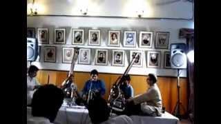 raag rageshree by sandip bhattacharjee kirana gharana