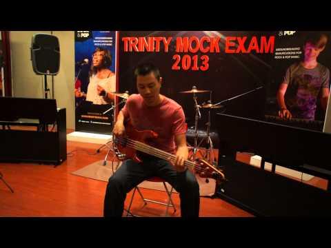 SMPAA - Trinity Mock Exam - Bass - Grade 8 - Mr Sam Hong Cam