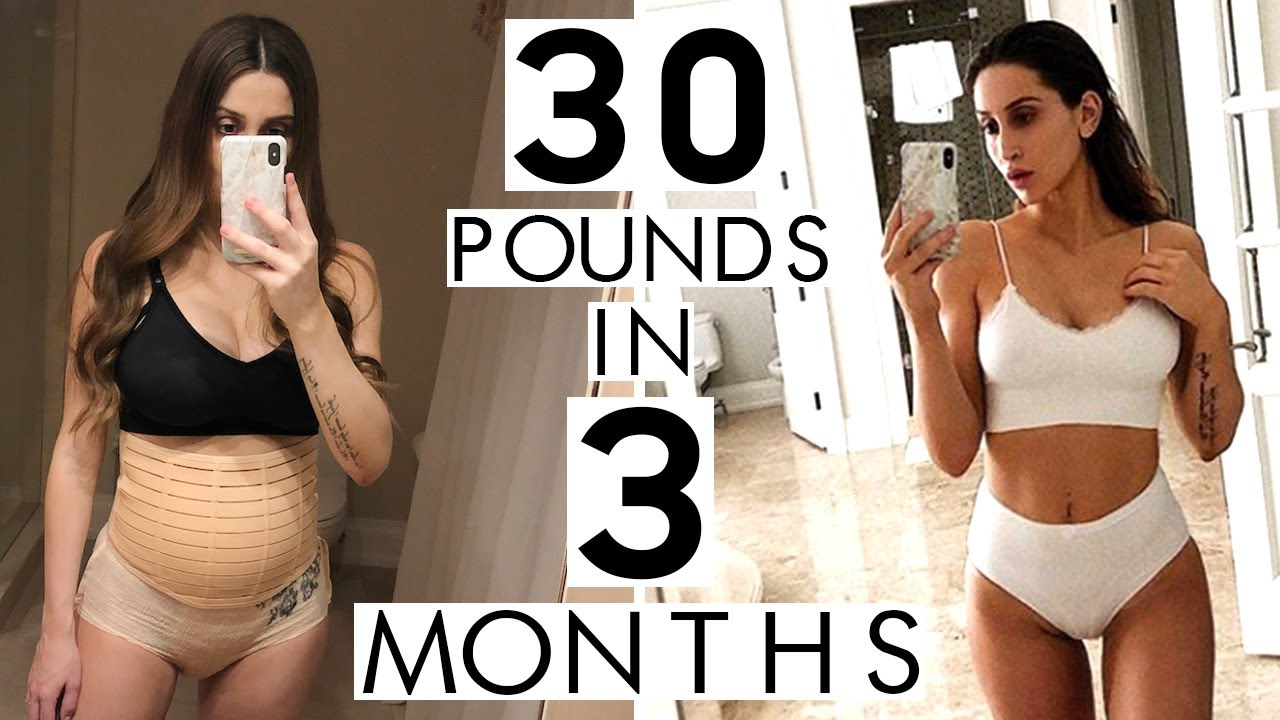 How I lost 11 lbs in 11 Months  Postpartum Weight Loss Update