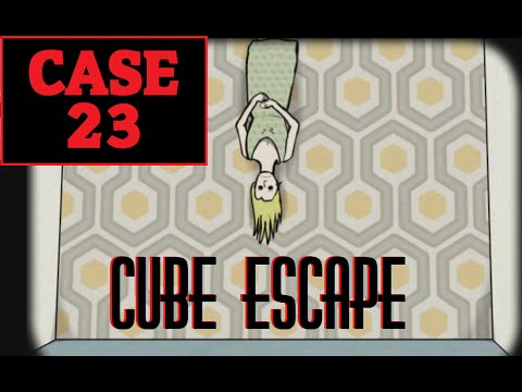 Rusty Lake Cube Escape - Case 23 Chapter 1 [Let's Play / Indie Game play]