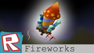 [ROBLOX Tutorial] - Fireworks Script and Particles