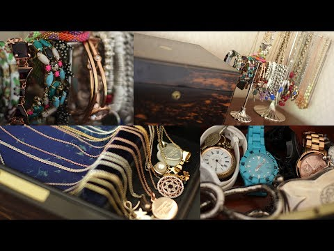 My Jewellery Collection & Storage | Fleur De Force