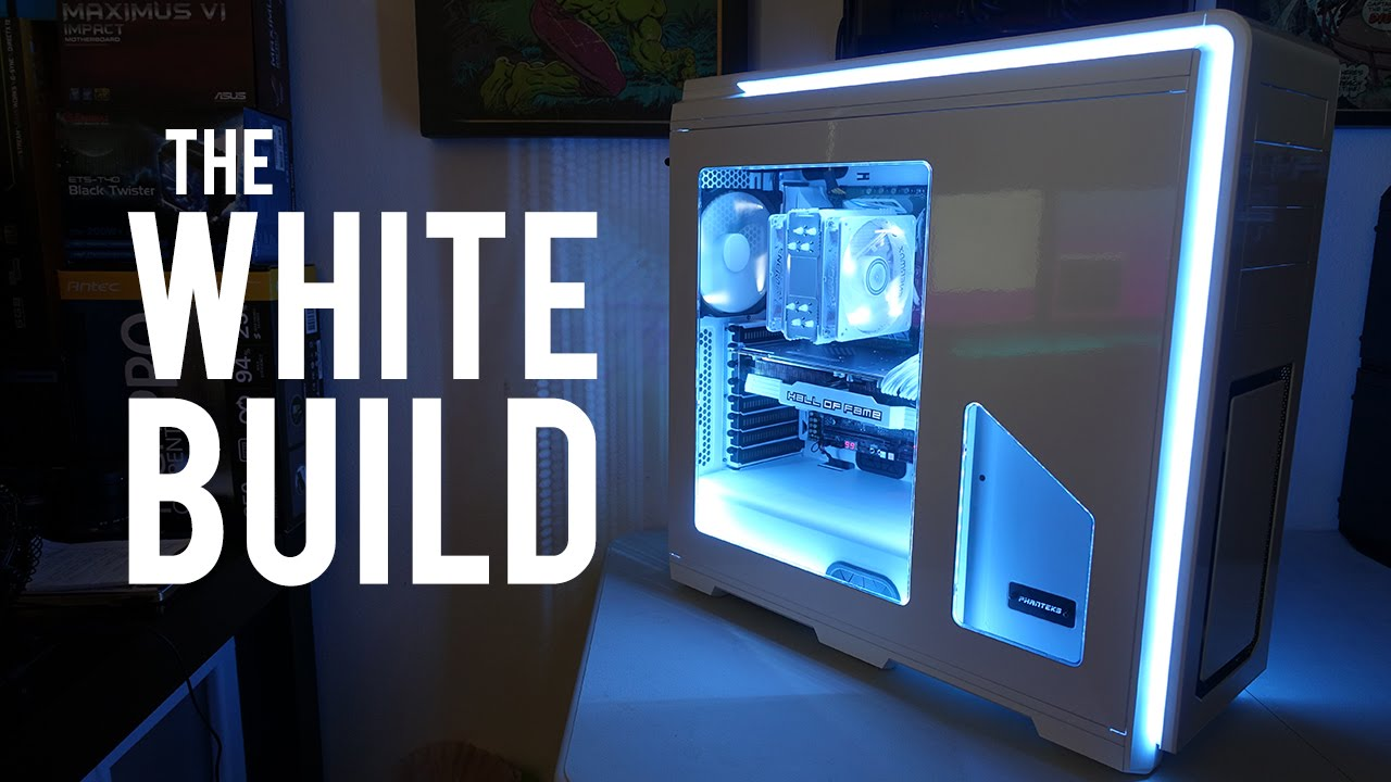 Pc Black And White Build