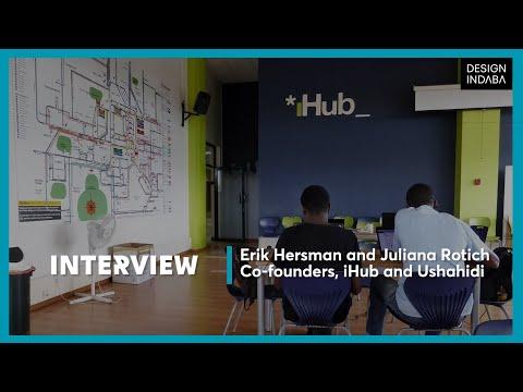 Inside Kenya's iHub
