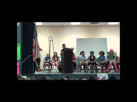Kade Rupp's Student Council Speech Sample Essay
